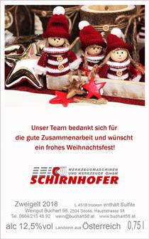 Firmen Weihnachtsetiketten