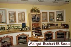 Weinverkostung und -Verkauf